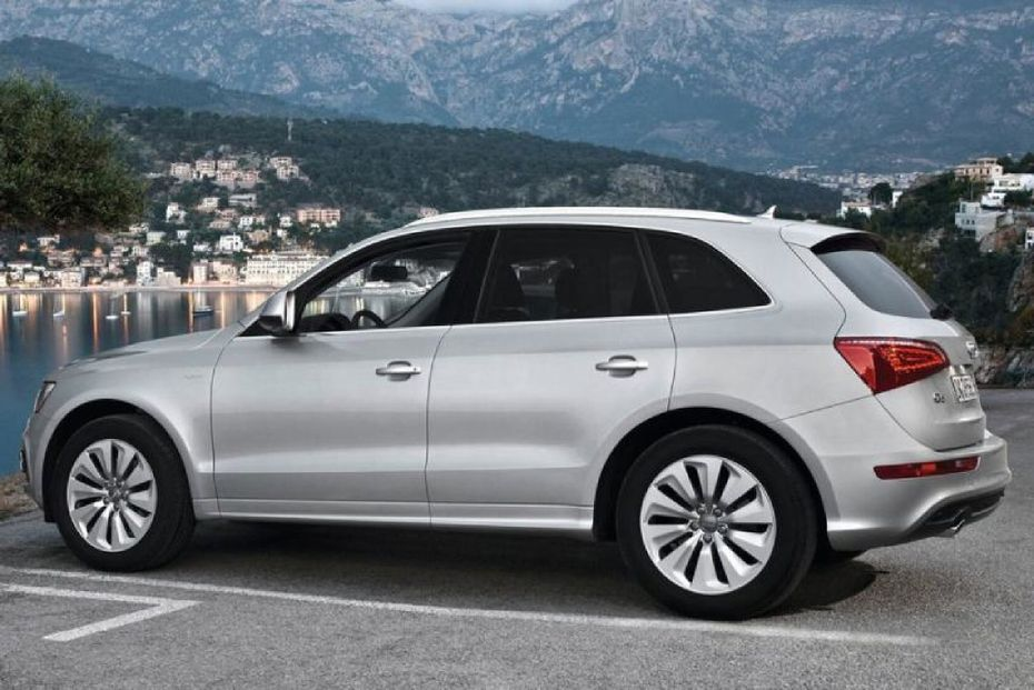 Jim Rossman's favorite — the Audi Q5.