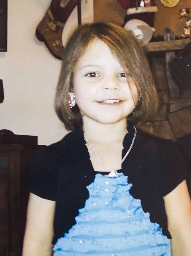 Leiliana Wright, 4, was bound and hung from a rod in a living room closet the day of her death, March 12, 2016. (File Photo)