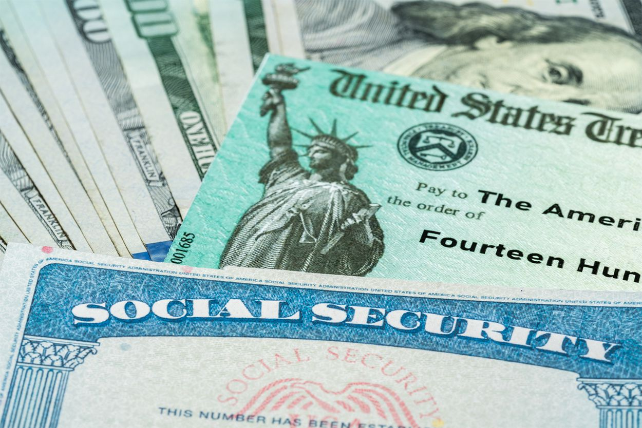 Social Security payment dates are staggered on each of three Wednesdays throughout the month.
