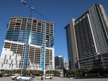 Kaizen Development Partners' Link at Uptown office tower will open later this year just north of downtown Dallas.