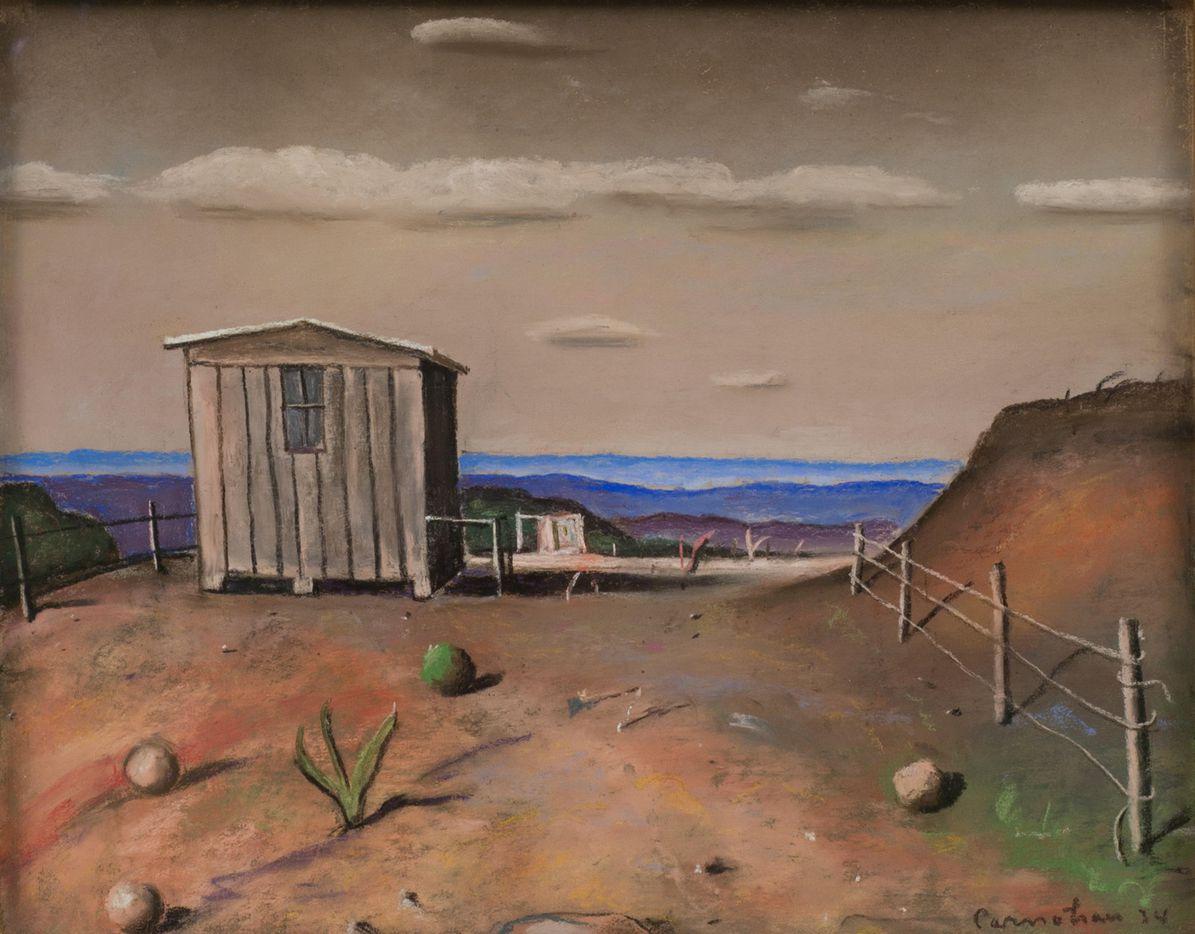 West Texas, Harry Carnohan, 1934