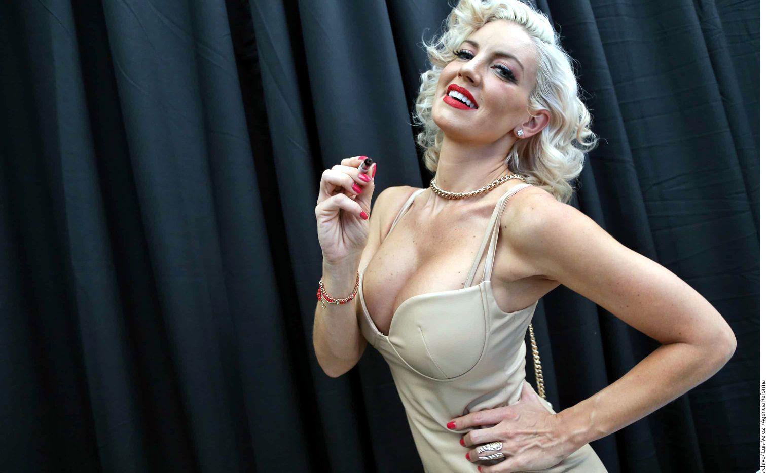 Isabel Madow presumió sus curvas en la revista Playboy hace un año./AGENCIA REFORMA