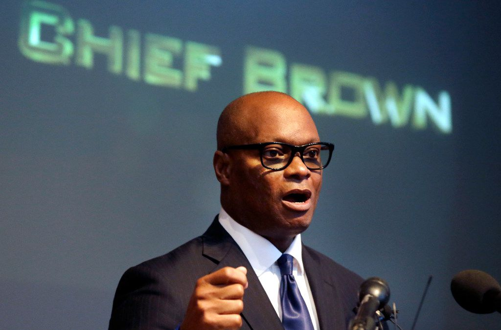 The memoir of former Dallas Police Chief David Brown is schedule for release June 6.