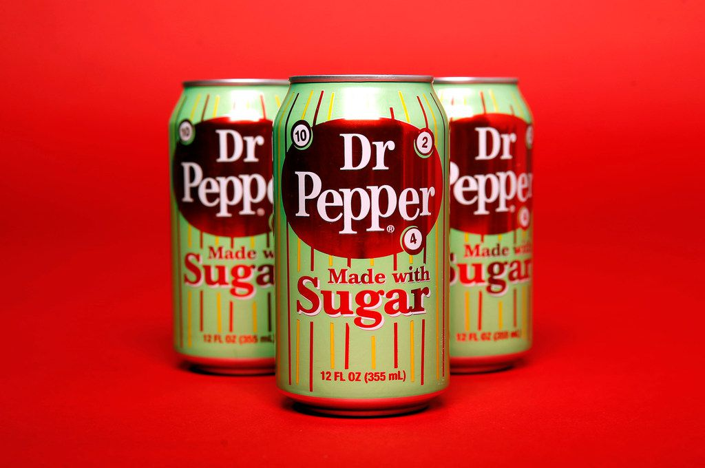 A classic cup of hot Dr Pepper calls for the version made with cane sugar rather than corn syrup.