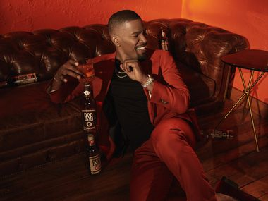 Actor Jamie Foxx has taken an ownership in BSB Spirits, a Texas company that makes two bourbons: Brown Sugar Bourbon and BSB 103.