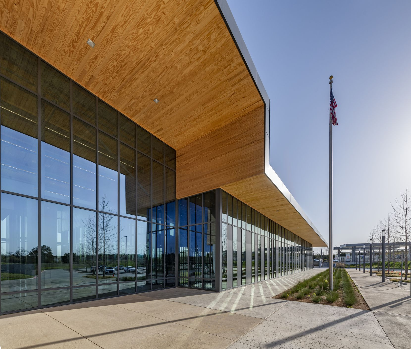 The Singing Hills Recreation Center in southern Dallas.