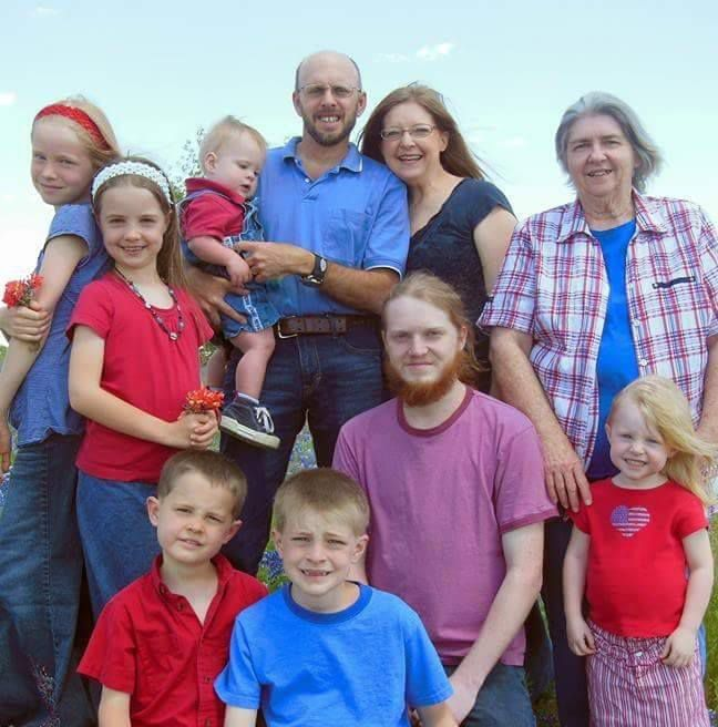 Scott and Jennifer Owen of Garland were killed in a car wreck returning from a camping trip in April. They left behind seven children.