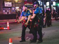 Al menos 13 personas fueron heridas en un tiroteo el sábado en la madrugada en Austin.
