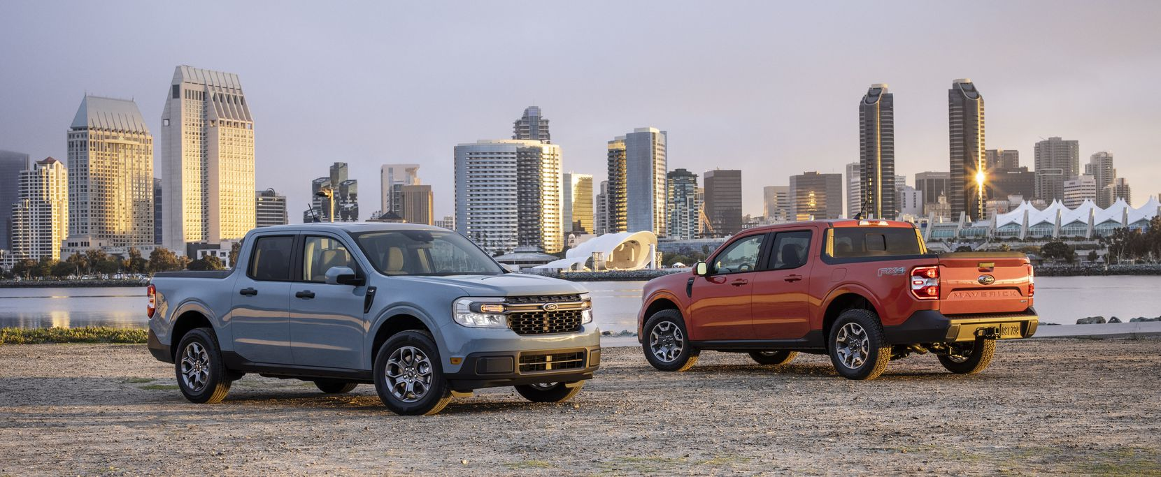 The 2022 Ford Maverick Hybrid XLT and 2L-EcoBoost AWD Lariat are expected to be available this fall.