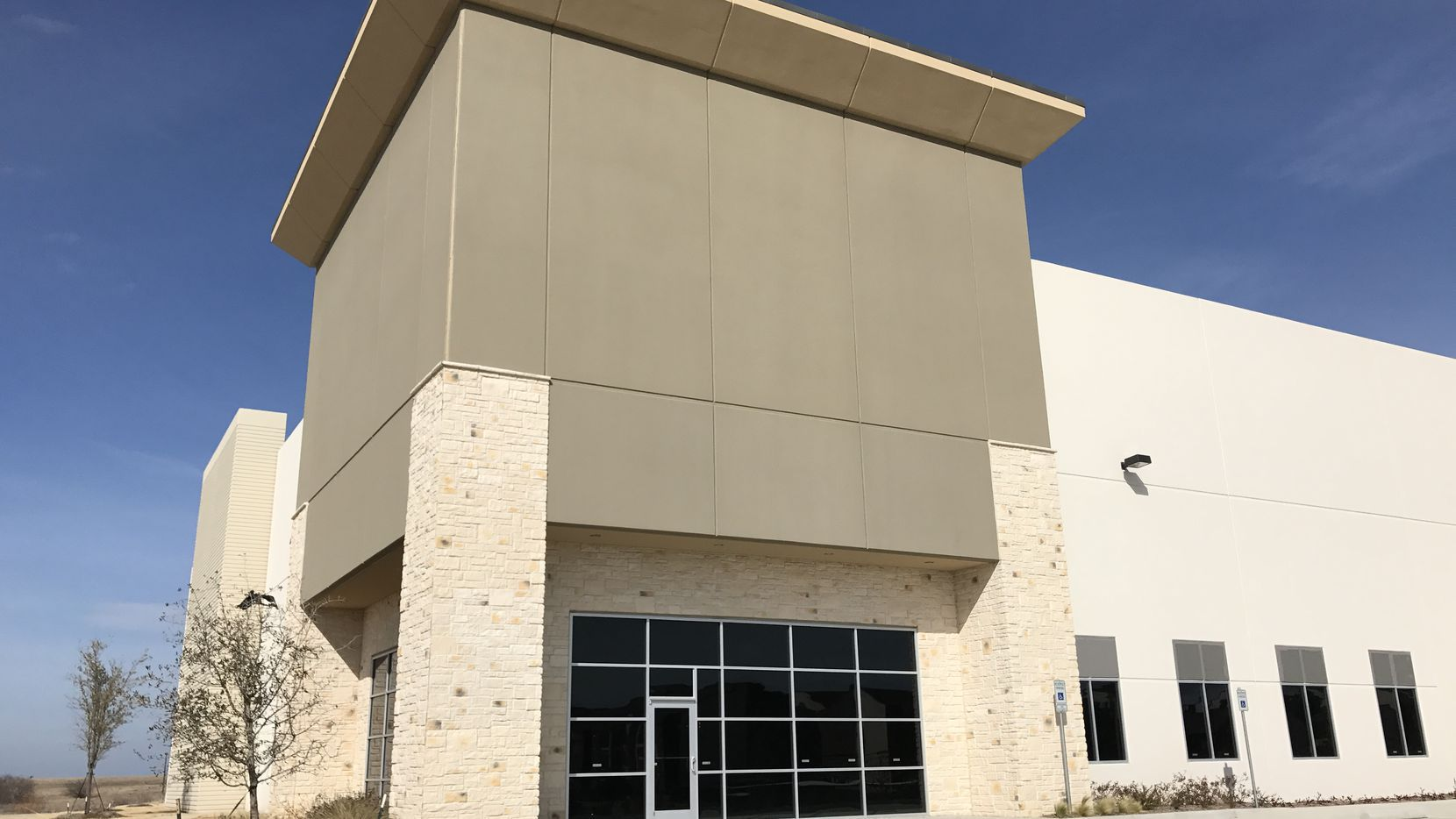DFW East Logistics Center is near State Highway 161 on the east side of the airport.