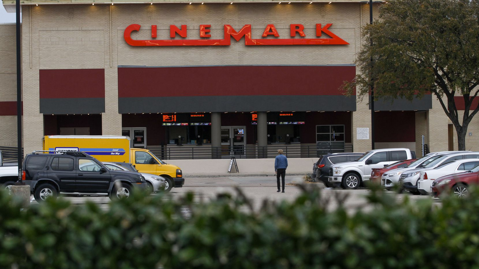Cinemark CEO Mark Zoradi said two weeks ago on a call with investors that the company is working toward a midsummer opening date.