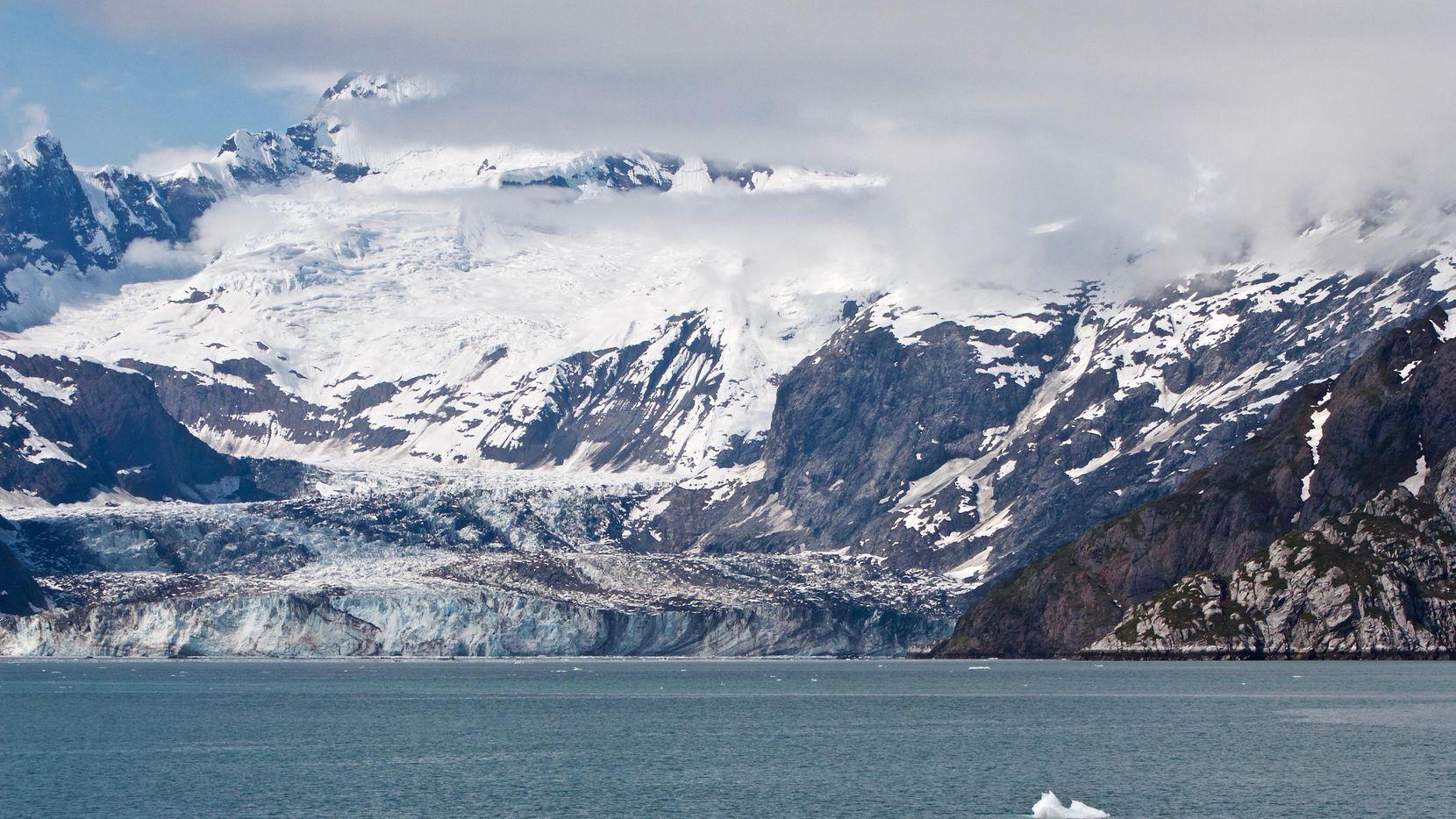 Imagen del Glacier Bay National Park en Alaska.(getty images)