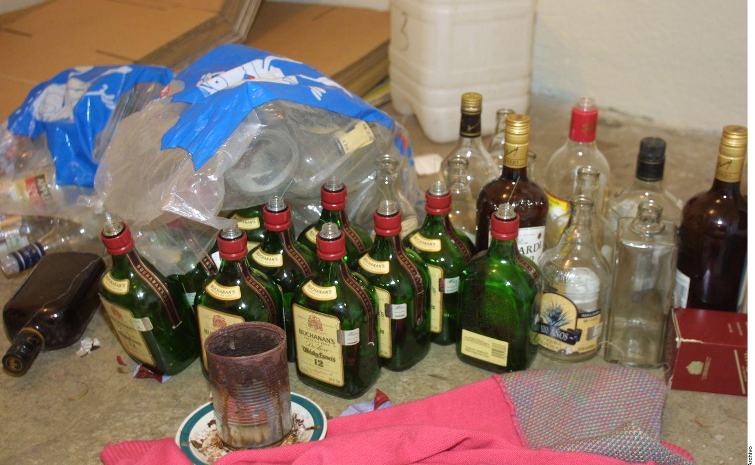 El encierro por la emergencia sanitaria aumentó el consumo de bebidas embriagantes y también las muertes por alcohol adulterado.