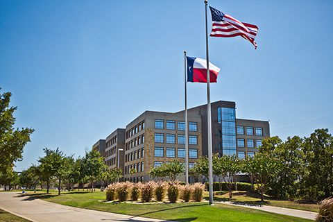 Sabre Corp. headquarters in Southlake.   Sabre Corp., a Southlake-based travel services company, announced Friday it will raise about $800 million in an initial public offering, which will be used to repay debt.