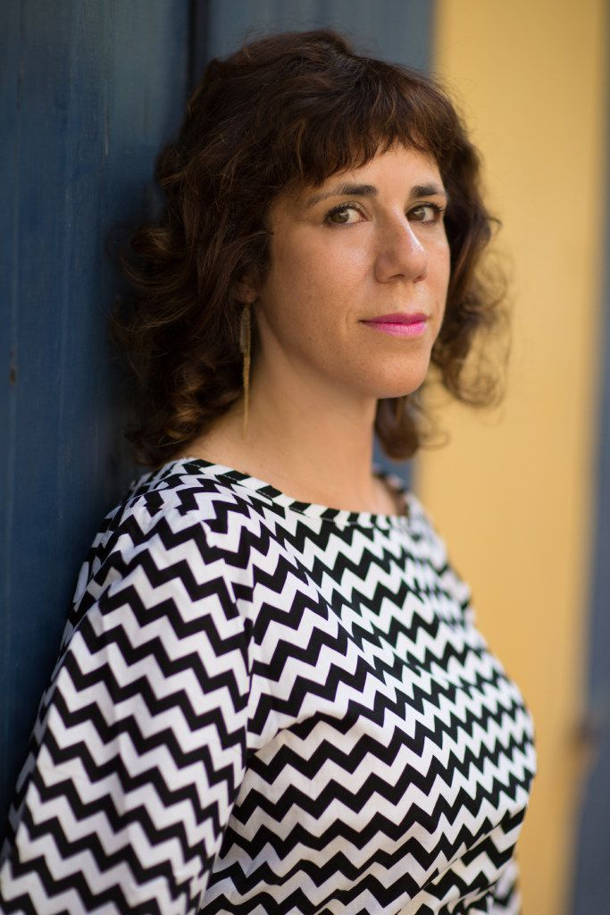 Jami Attenberg, author of All Grown Up
