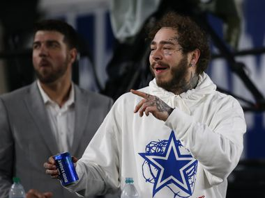 "Post Malone has covered the hit Hootie and the Blowfish song ""I Only Wanna Be With You,"" and added a Dallas Cowboys reference for good measure."