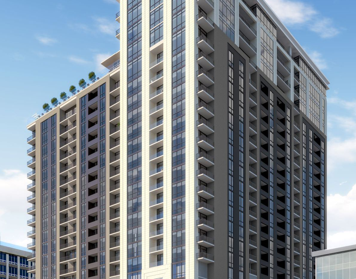 Southern Land's new Fort Worth tower will be 27 floors.