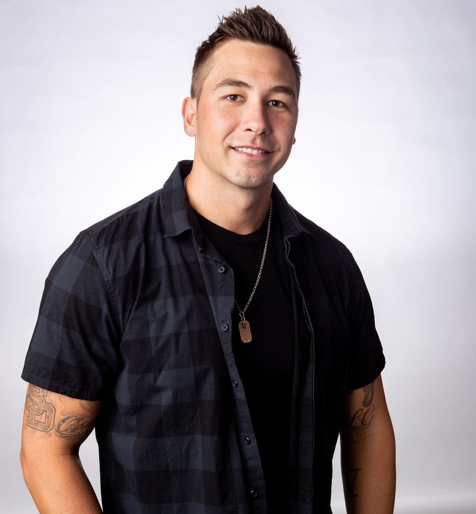 'J-Si' Chávez, presentador del Kidd Kraddick Show en Dallas.