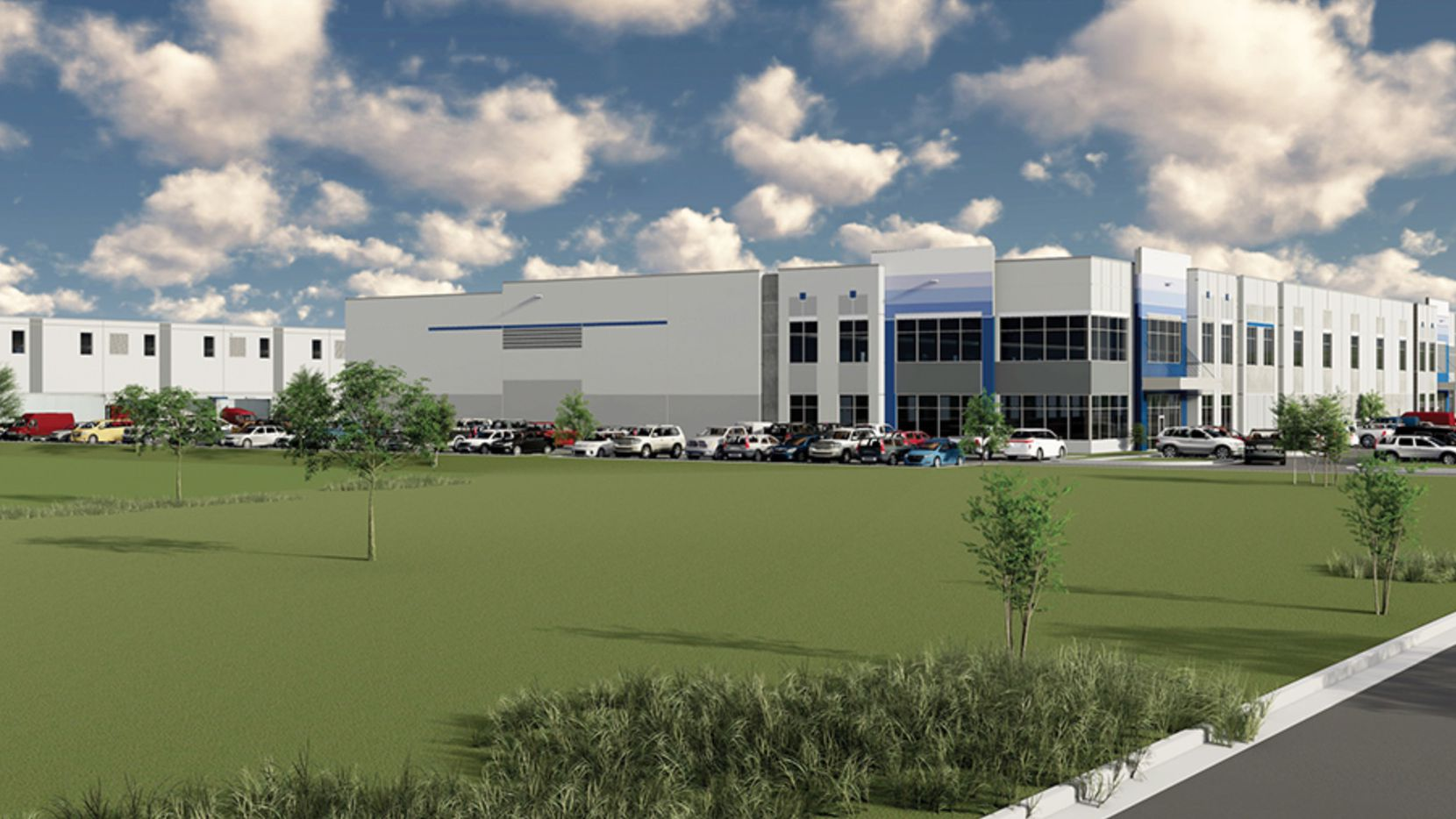 IDI Logistics plans two buildings in its South Fort Worth Commerce Center.