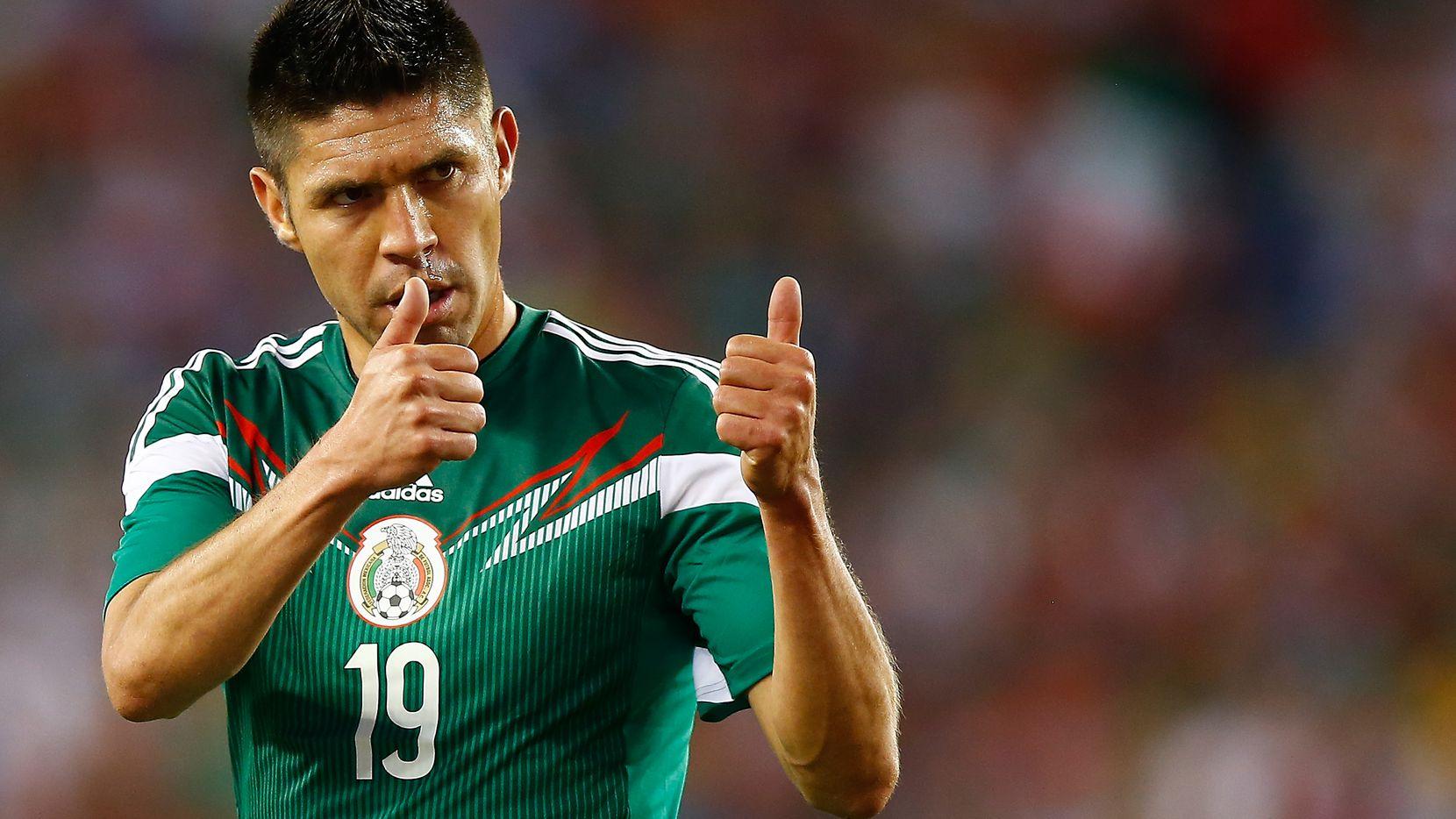 Oribe Peralta fue el héroe de la selección mexicana ante Brasil en la final de los Juegos Olímpicos de Londres 2012.