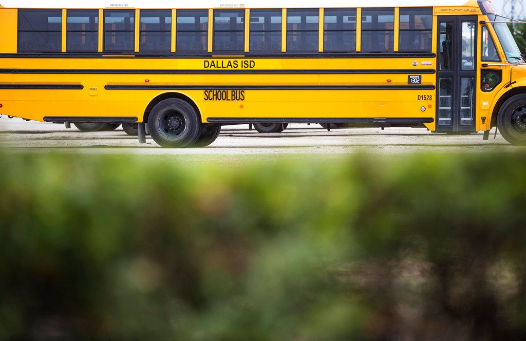 Dallas ISD officials say they're still working out the kinks in the district's new bus system, but most major issues have subsided.