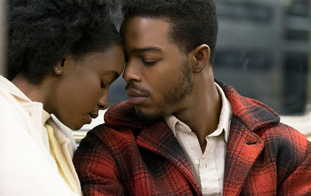 KiKi Layne and Stephan James star in If Beale Street Could Talk.