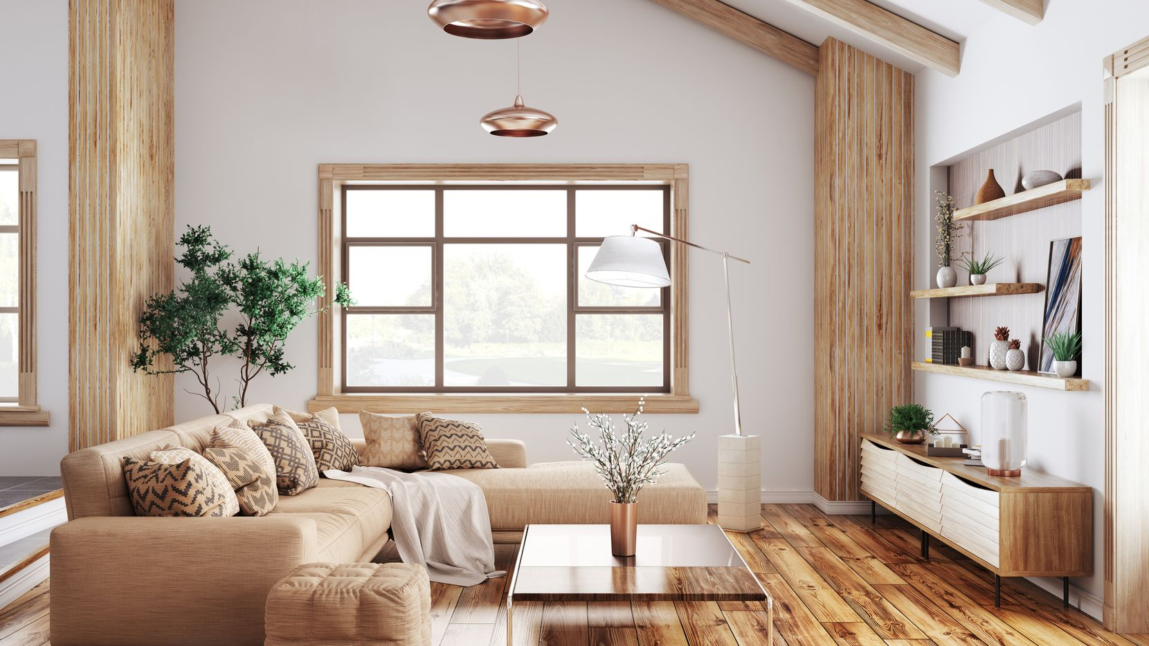 The first step in selecting trim profiles is to review builder and custom home magazines to see what is currently in style and what you may like.