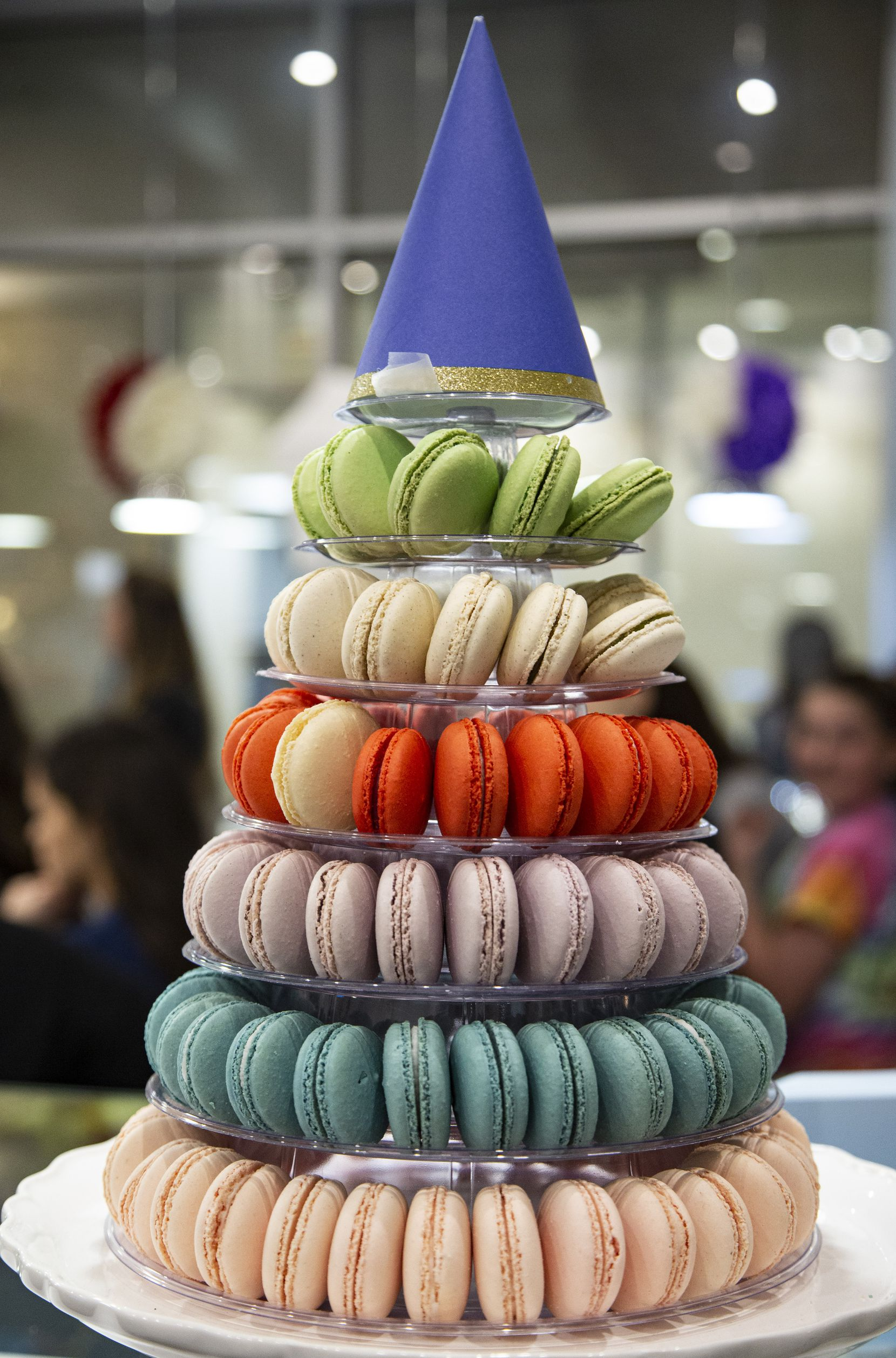 Andrea Meyer, the owner and pastry chef of Bisous Bisous Pâtisserie, says she's been wanting to coordinate a day like this for a couple of years now, inspired by a number of other big cities that celebrate Macaron Day, such as Paris, New York and Toronto.