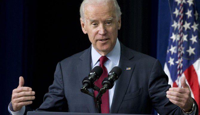El vicepresidente Joe Biden estará en Dallas este fin de semana en un evento de recaudación de fondos para el Partido Demócrata, el cual es patrocinado por filántropos gay. (AP/JACQUELYN MARTIN)