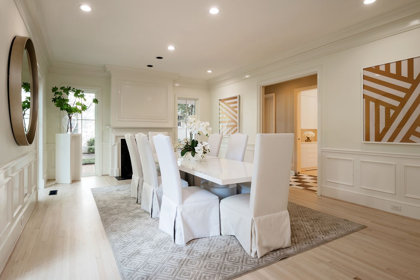 Take a look at the home at 3625 Beverly Drive in Highland Park.