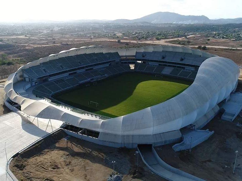 La afición de Mazatlán disfrutará de un nuevo y moderno estadio.