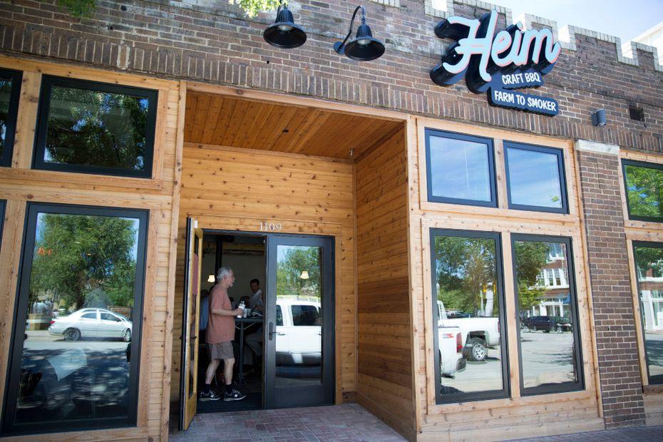 Here's Heim No. 1.
