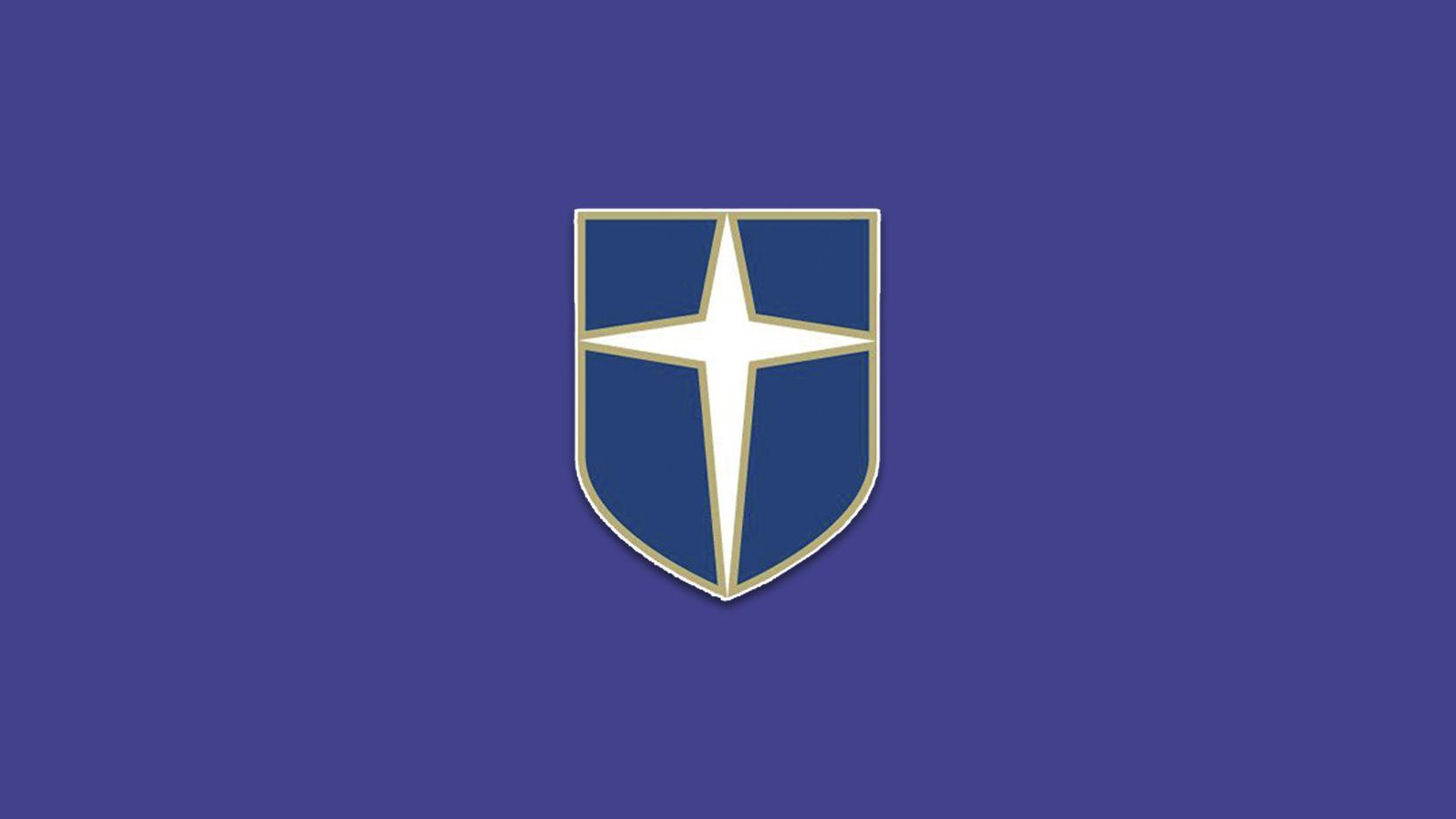 Jesuit logo.