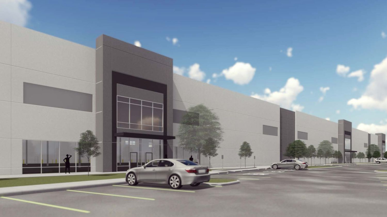 Amazon is taking a new building in the Star Business Park in Frisco.