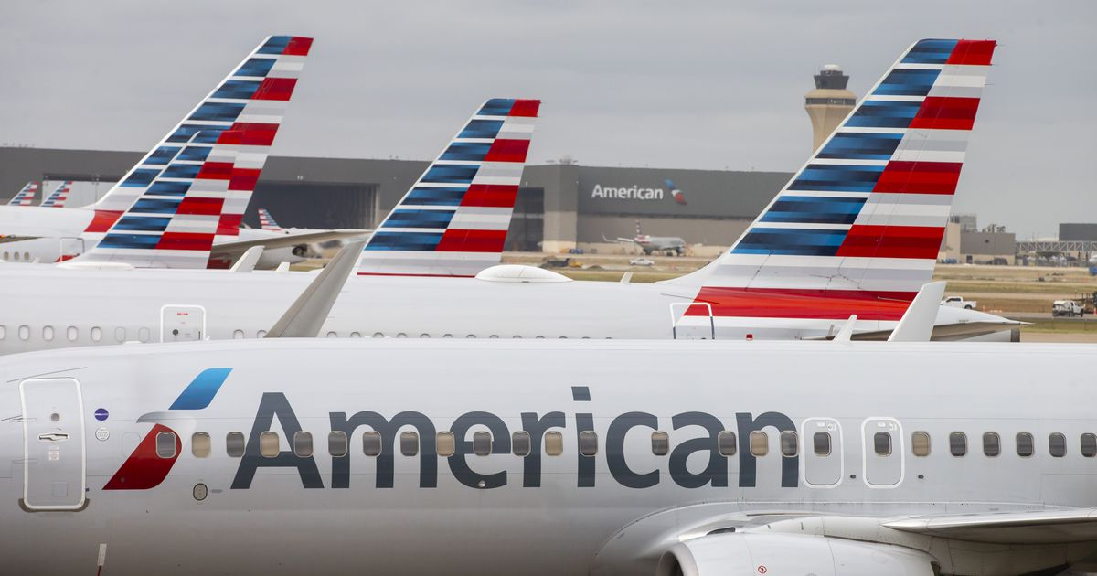 Hundreds more American Airlines flights canceled on day three of chaos for travelers