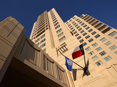 Opened in 2007, Dallas' Ritz-Carlton is Texas' priciest hotel. After closing in March due to COVID-19, the Ritz-Carlton reopened June 17.