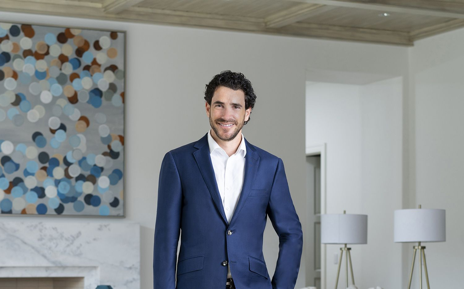Year-to-date, Alex Perry has already sold $220 million, which represents a significant new trajectory for one of the area's leading agents in a red-hot housing market.