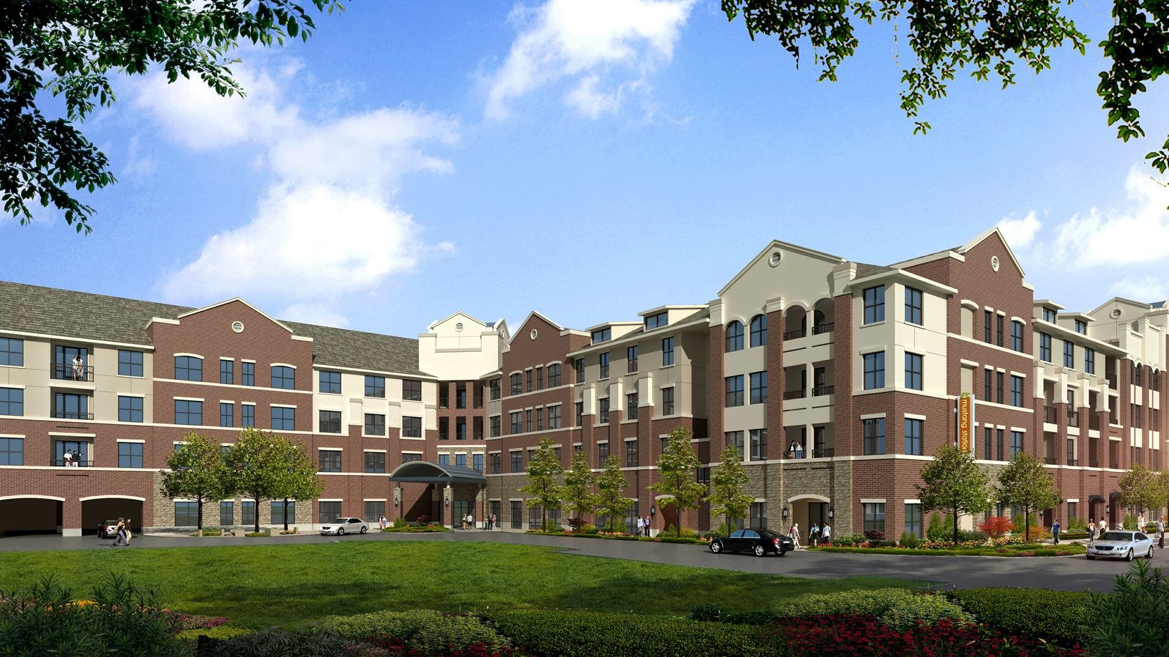 The second-phase of Mustang Station in Farmers Branch includes 186 apartment units.