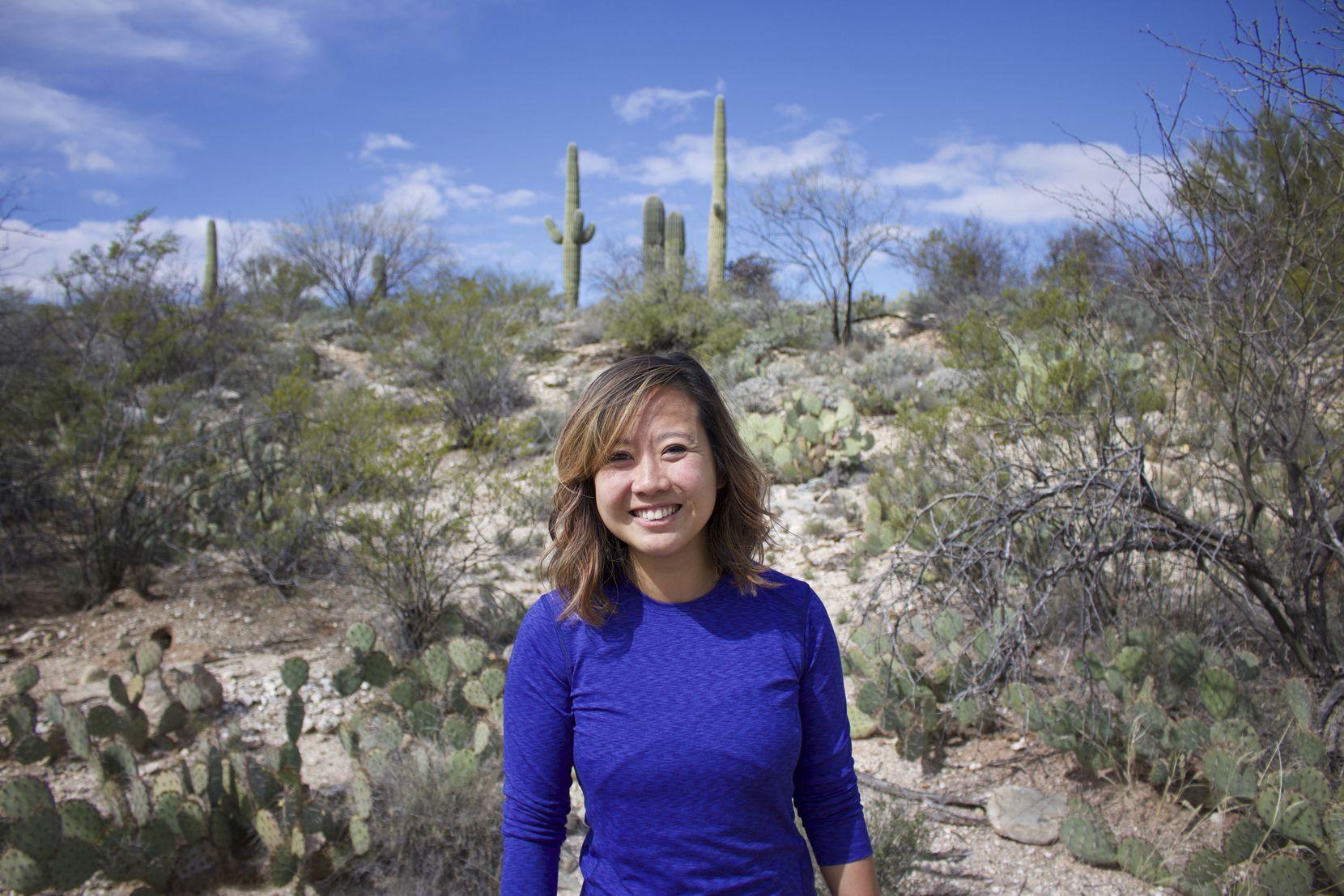Samantha Cheng, Ph.D.