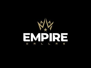 Logo for the Dallas Empire, which will compete in the Call of Duty League.