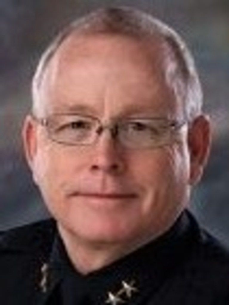Assistant Chief Greg Ward will serve as  interim chief starting Friday.