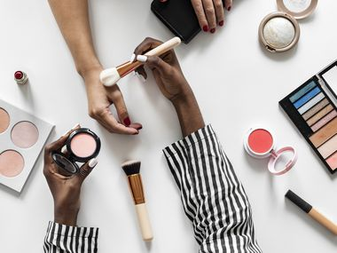 Shoppers may be ready to start fresh with their beauty regimens.