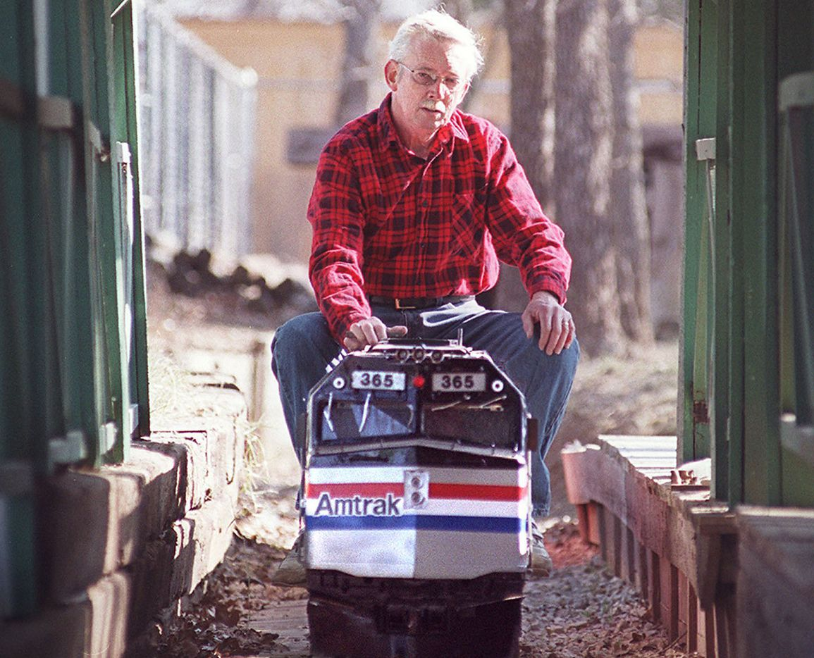 Clinton Don Simpson, who operated a miniature train on his 2-acre property in Keller, was accused in 2007 of molesting 12 children but had not gone to trial due to claims that he was incompetent. Simpson was beaten to death Wednesday at the Tarrant County jail, and a fellow inmate is accused in his death.