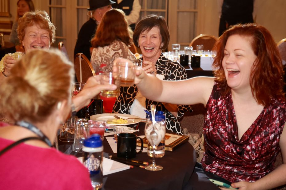 The Bourbon Women Association hosts an annual conference called the SIPosium. Members get a discount on registration.