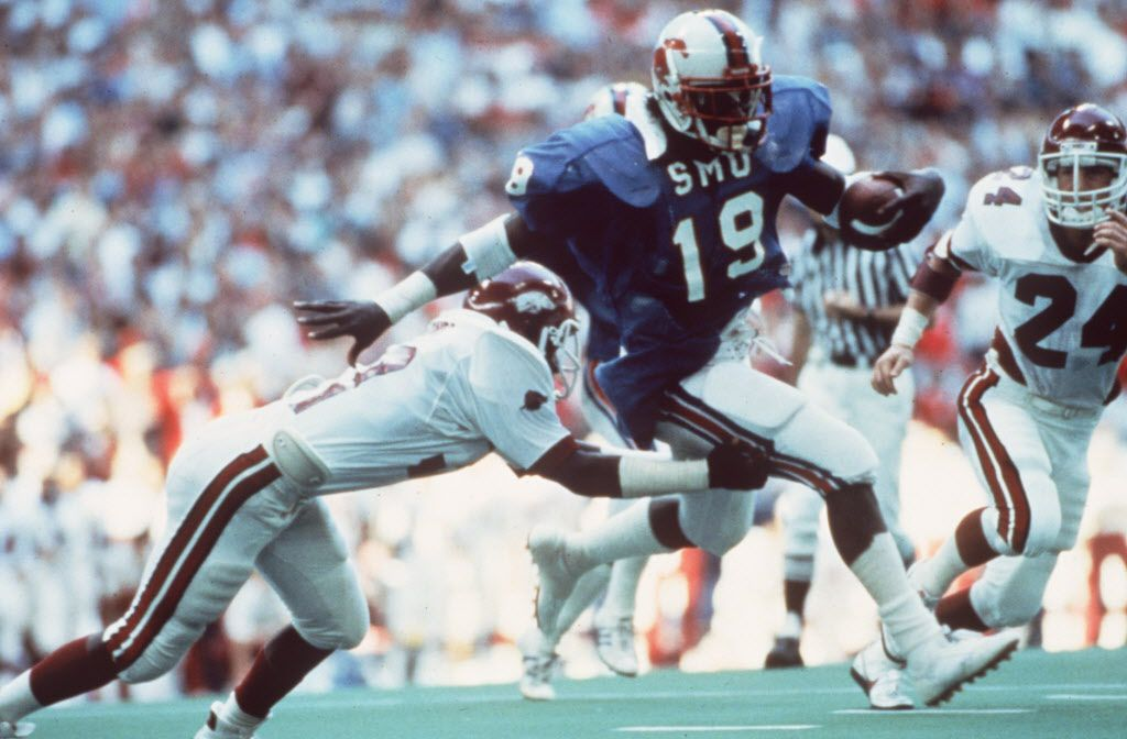Image result for SMU Eric Dickerson