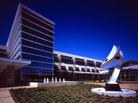 Fluor Corp. headquarters in Irving.