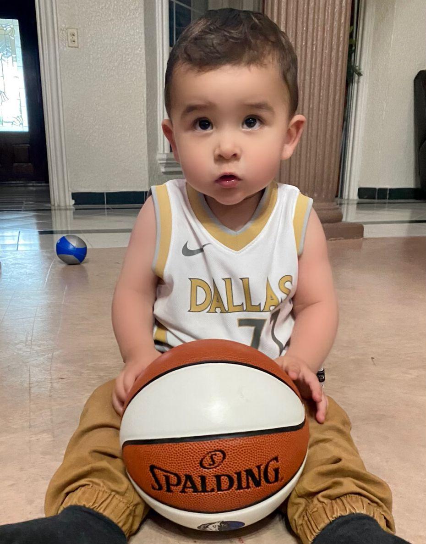 Luka Raymundo, de 15 meses.  (courtesy of his dad, Jesse Raymundo)