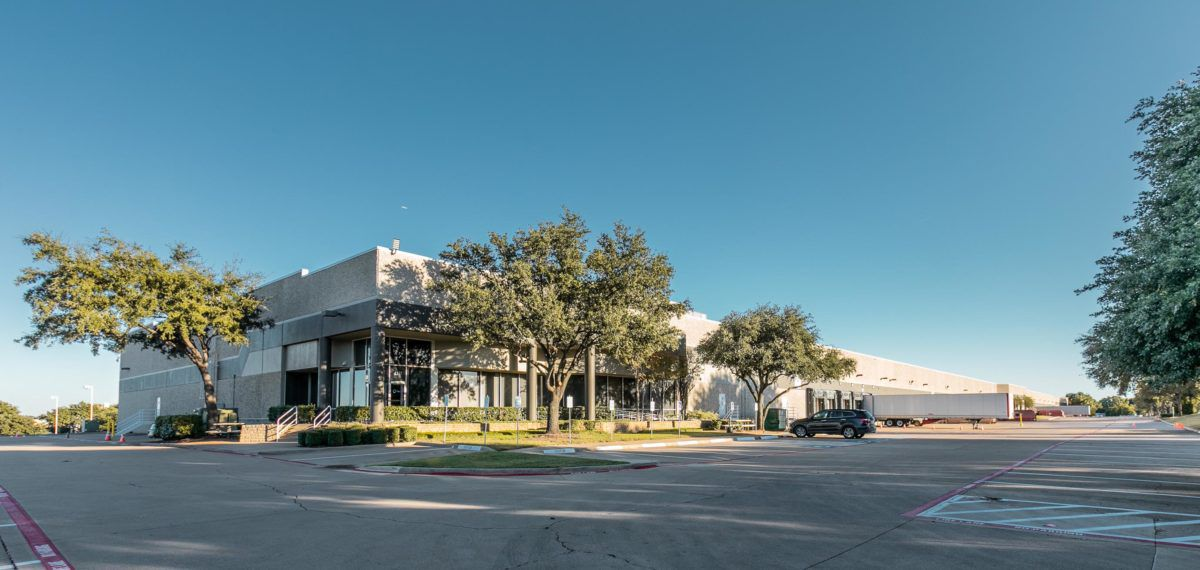 Dot It Restaurant Fulfillment is moving to 4200 Empire in the CentrePort business park just south of DFW Airport.