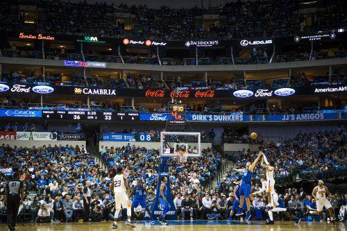 Los Mavs jugarán dos partidos de pretemporada en Dallas y otros dos en China. (Smiley N. Pool/The Dallas Morning News)