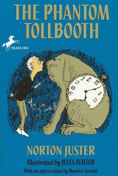 "Norton Juster's ""The Phantom Tollbooth."""